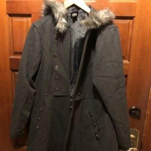 Outlander Torrid Coat